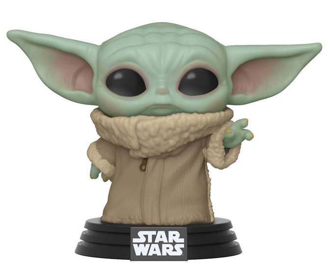 Funko Pop! Star Wars The Mandalorian: Grogu / Baby Yoda / The Child