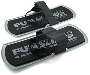 FunSlides Carpet Skates for the Office