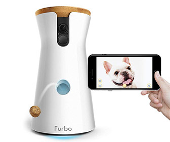 Furbo - Treat Tossing Dog Camera