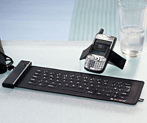 G-Tech - Smart Fabric Roll-Up Bluetooth Keyboard