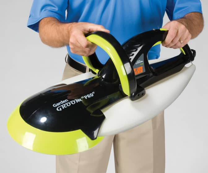 Garden Groom PRO - Lightweight Rotary Blade Hedge Trimmer