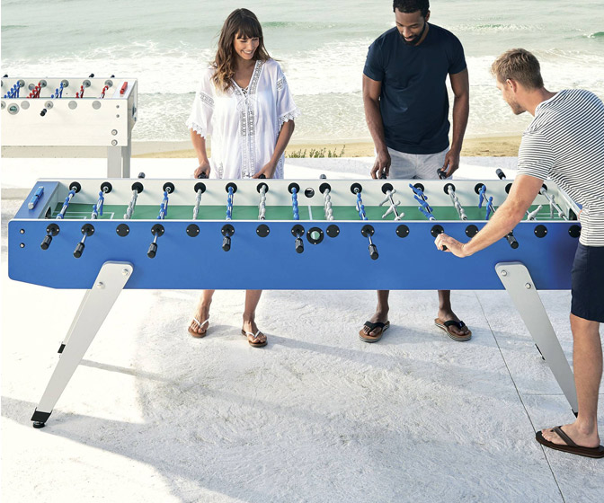 Garlando XXL Indoor / Outdoor Foosball Table - Up to 8 Players!