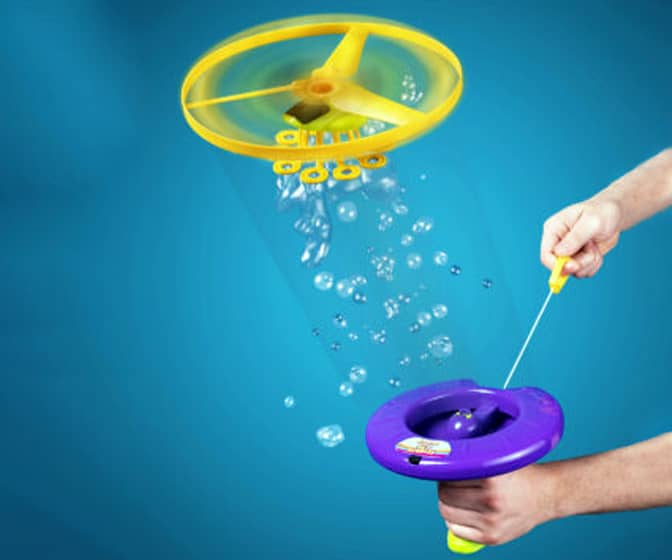 Gazillion Sky Bubbles - Flying Bubble Maker