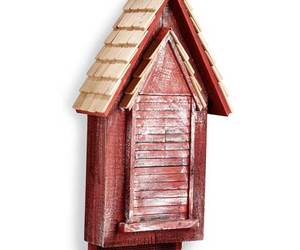 Genuine Cypress Bat House - Eliminate Insects With Bats!