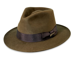 Genuine Indiana Jones Fedora Hat