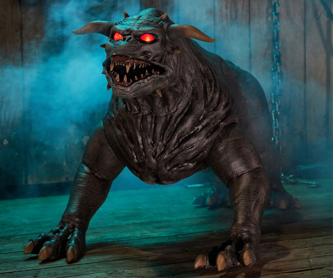 Ghostbusters Terror Dog Life-Size Replica