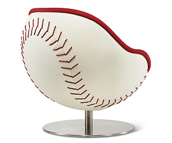 Giant Baseball Chair