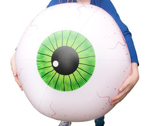 Giant Eyeball Inflatable Beach Ball