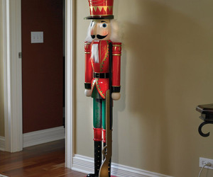 Giant Fifth Avenue Nutcracker