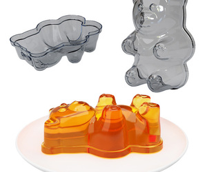 Giant Gummy Bear Mold