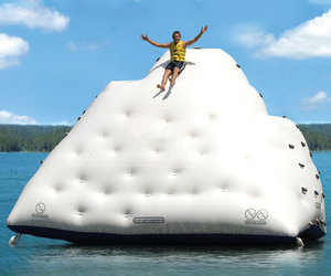 Gigantic 14' Inflatable Climbing Iceberg