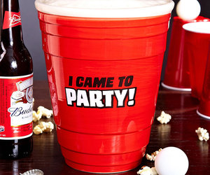 Gigantic Red Party Cup - 64 oz