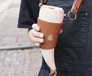 Goat Story Coffee Mug / Drinking Horn