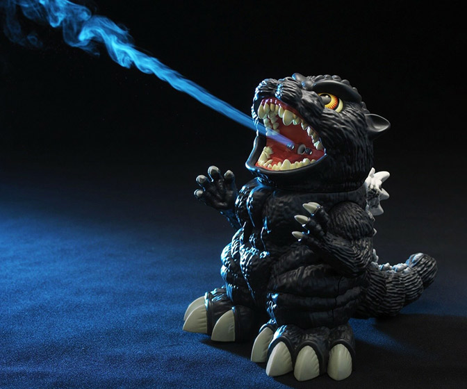 Godzilla Atomic Breath Humidifier