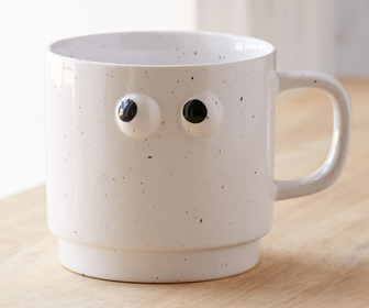 Googly Eyes Coffee Mug