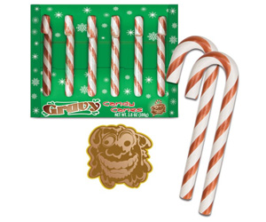 Gravy Flavored Candy Canes