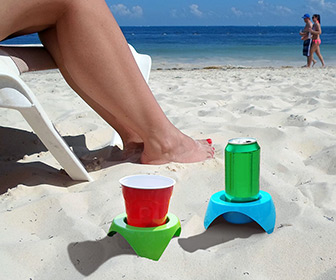 Great Coaster - All-Terrain Coaster / Cupholder