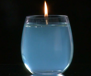 H2O Water Candle Kit