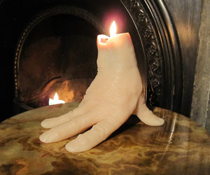 Hand Candle - Bleeds As It Burns...