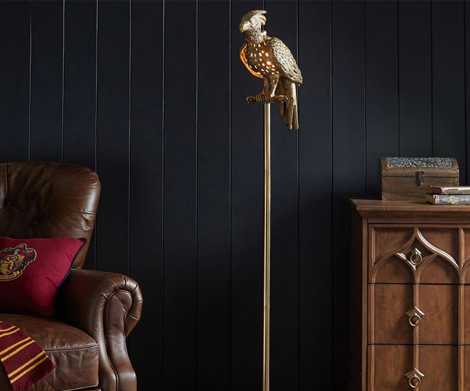 Harry Potter Phoenix Floor Lamp