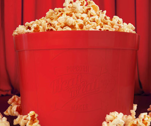 Heat N' Eat Popcorn Bowl