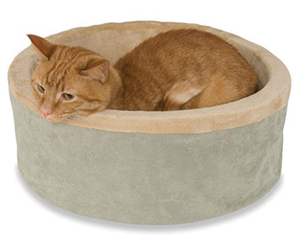 Thermo-Kitty - Heated Pet Bed