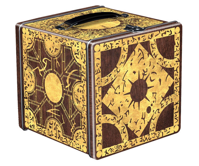 Hellraiser Lament Configuration Tin Lunch Box / Puzzle Box