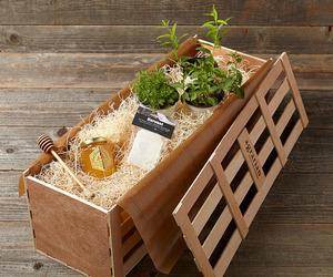 Herbal Tea Crate