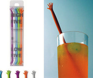 High Five Low Five - Drink Stirrers