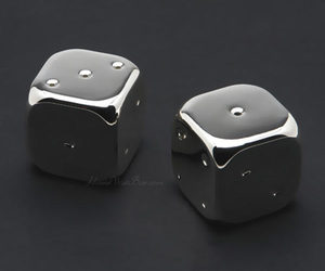 High Roller Dice Salt and Pepper Shakers