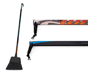 Hockey Stick Brooms