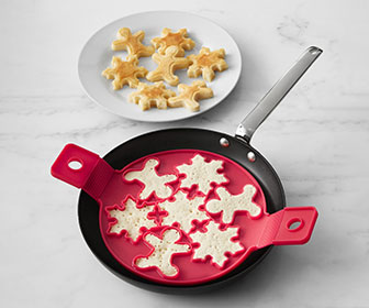 Holiday Silicone Pancake Flipper