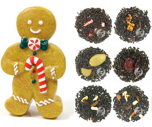 Holiday Teas - From Candy Cane to Pumpkin Spice
