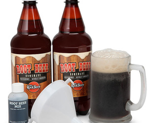 Homemade Root Beer Brewing Kit