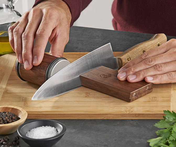 HORL Magnetic Rolling Knife Sharpener