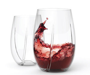 HOST WHIRL - Aerating Wine Glasses