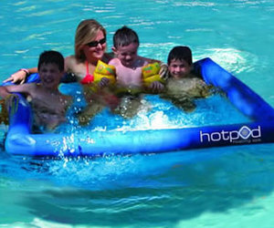 Hot Pod Floating Spa