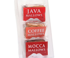 Hyper-Caffeinated Coffee-Flavored Marshmallows