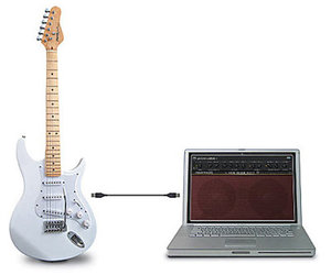 iAXE 393 - USB Powered Electric Guitar