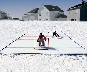 Ice N' Go - Portable Backyard Ice Skating Rink