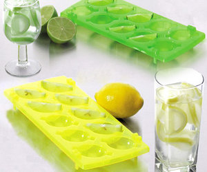 Ice and Slice Ice Cube Trays