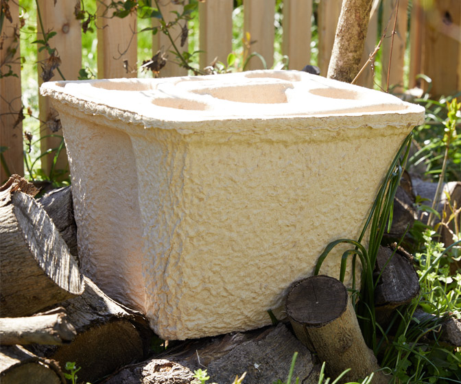 Igloo Recool - Reusable Biodegradable Cooler
