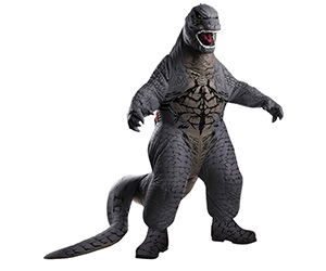 Inflatable Godzilla Costume