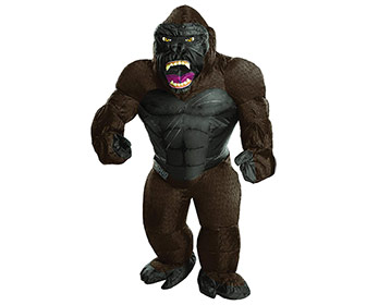 Inflatable King Kong Costume