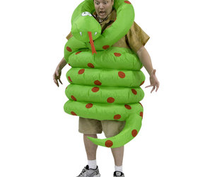 Inflatable Wrap Around Snake Costume
