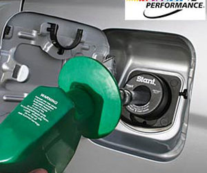 InStant Fill Fuel Cap - Refuel Quicker and Cleaner