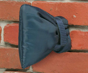 Insulated Outdoor Faucet Cover - Prevents Frozen Pipes!