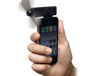 iPhone Dock Fan