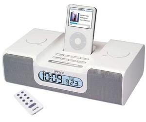 iHome - Clock / Radio for iPod