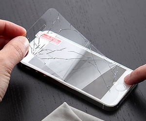 iPrank Cracked Screen Stickers